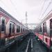 El tren, transporte ecológico